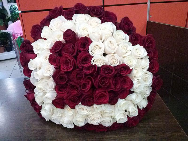 Купить розы иркутск